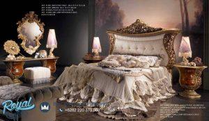 Klasik Bedroom Set Mewah New Design Terbaru