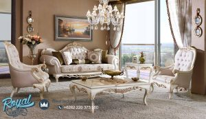 Kursi Tamu Sofa Set Mewah Koltuk Terbaru