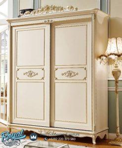 Lemari Mewah Pintu Sleding Almari Dresser Terbaru