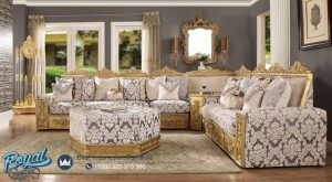 Living Room Set Victorian European Classic Design Sofa Set