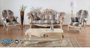 Model Sofa Tamu Tacli Mewah Furniture Set Terbaru