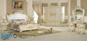Royal Bedroom Set Mewah Modern Design Terbaru