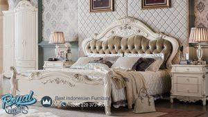 Set Kamar Tidur Mewah Eropa Klasik Terbaru