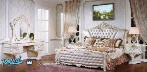 Set Kamar Tidur Mewah Italian Bed Furniture Terbaru
