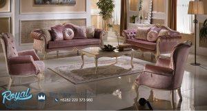 Set Sofa Tamu Mewah Istikbal Queen Model Terbaru