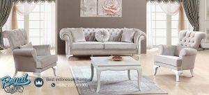 Set Sofa Tamu Mewah Lotus Koltuk Takimi Terbaru