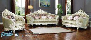 Set Sofa Tamu Mewah Ukiran Jepara Klasik Terbaru