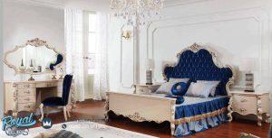 Set Tempat Tidur Mewah Irani Bedroom Set Terbaru