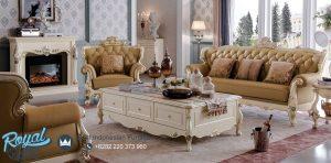 Sofa Tamu Set Mewah Model Terbaru Design Modern