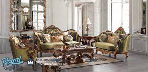 Classic Living Room Mewah Gambar Set Sofa Tamu Terbaru
