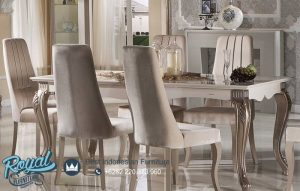 Dining Room Set Modern Mewah Odasi Model Terbaru