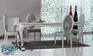 Furniture Dinning Room Set Mewah Elegan Style Terbaru