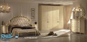 Gambar Set Furniture Kamar Tidur Mewah Elegan Terbaru