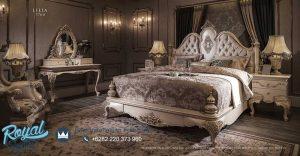 Kamar Set Lilia Model Mewah Klasik Terbaru