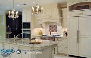 Kitchen Cabinet Set Mewah Elegan Modern Terbaru