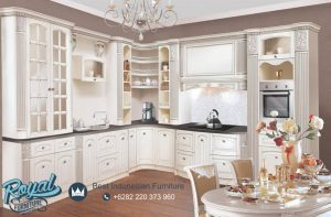 Kitchen Set Mewah Holland Model Terbaru