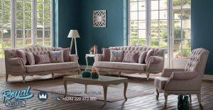 Living Room Set Vintage Minimalis Model Terbaru