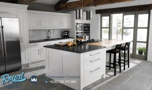 Milton Chalk Kitchen Set Modern Design Terbaru