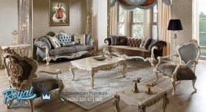 Model Kursi Tamu Sofa Mewah Luxury Design Terbaru
