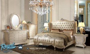 Royal Bedroom Set Furniture Kamar Set Mewah Terbaru