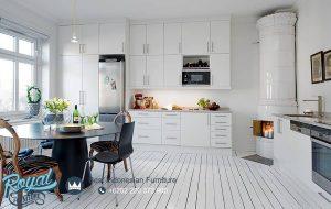 Set Kitchen New Design Dinning Room Set Terbaru