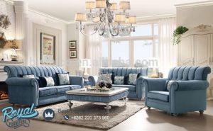 Set Kursi Sofa Tamu Mewah Modern Design Terbaru