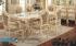 Set Meja Makan Klasik Design Furiture Set Terbaru