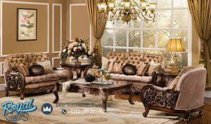 Set Sofa Tamu Mewah Casabela Model Kursi Tamu JatiTerbaru