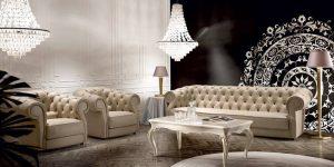 Set Sofa Tamu Mewah Certosa Kursi Sofa Modern Terbaru