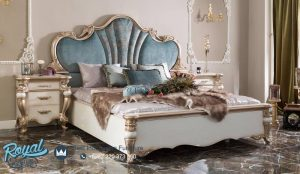 Set Tempat Tidur Mewah Butterfly Bed Set Nakas Terbaru