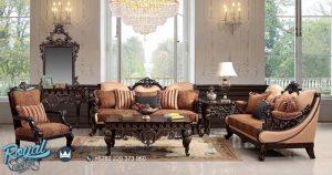 Sofa Tamu Mewah Set Terbaru Kursi Tamu Modern Design