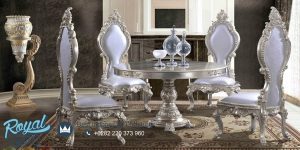 Dining Room Table Set Leather Furniture Set Terbaru