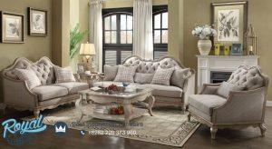 Fern Classic Living Room Furniture Model Mewah Terbaru