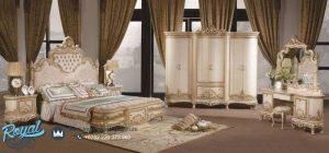 Furniture Kamar Set Lengkap Mewah Full Bed Model Terbaru