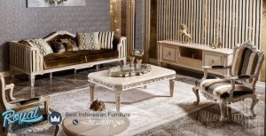 Furniture Set Ruang Tamu Model Germany Klasik Mewah Terbaru