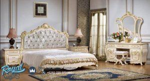 Kamar Tidur Set Milana Klasik Model Mewah Terbaru