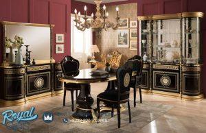 Meja Makan Mewah Set Venus Terbaru Elegan Design