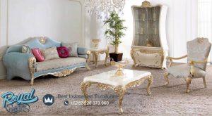 Model Sofa Tamu Mewah Takimi Terbaru Klasik Mewah