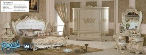 Set Furniture Bedroom Mewah Italian Klasik Model Terbaru