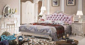 Set Kamar Tidur Mewah Republika Victorian Klasik Terbaru