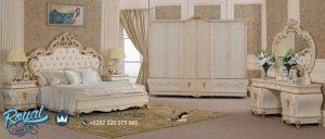 Set Kamar Tidur Mewah Set Lengkap Bedroom Style Eropa Terbaru