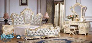 Set Kamar Tidur Milania Mewah Klasik Design Terbaru