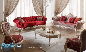 Set Sofa Tamu Mewah Koltuk Takimi Modern Desain Terbaru