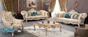 Sofa Tamu Set Festival Furniture Living Room Terbaru