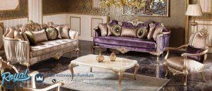 Gambar Set Kursi Ruang Tamu Mewah Klasik Terbaru