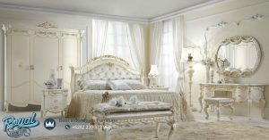 Jual Set Tempat Tidur Mewah Terbaru Classic Style