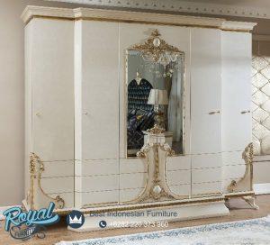 Lemari Pakaian Mewah Klasik Italia Update Model Terbaru