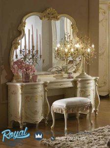 Meja Rias Mewah Monalisa Klasik Bedroom Furniture Terbaru