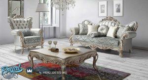 Set Furniture Kursi Ruang Tamu Model Terbaru Alya Koltuk