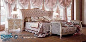 Set Kamar Tidur Sultanat Modern Design Mewah Terbaru